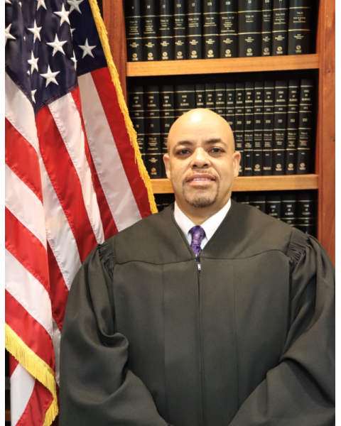 Judge Alaric O. May